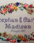 Silk Ribbon Embroidery image